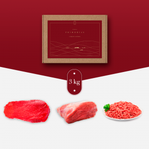 Carne de añojo – Lote de 3 Kg