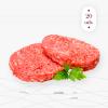 Hamburguesas de carne sin aditivos. Añojo madurado en cámara