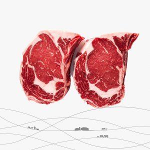 Entrecot de vaca (2 x 250 grs)